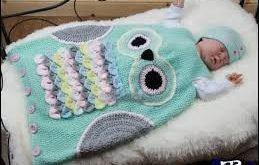 پتو نمدی نوزاد